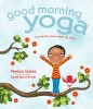 Yoga helps children learn how to focus, relax, and both self-monitor and self-soothe. Good Morning Yoga instills these four skills and more, enabling children to jumpstart the day with excitement and meet the adventures that come with mindfulness and perspective. Kid Power Yoga founder Mariam Gates weaves gentle exercises with a heartwarming narrative and wonderful illustrations to empower children to manage the energies that visit throughout the day. Includes an intention-setting visualization.   Calm and awake, I can do this!  is all I need to say.  A deep breath in, a long breath out  I am ready for the day!   This wake up story is so much more than a story. Its a practice for kids and parents to greet the morning with joy and embark on their daily adventures with intention and confidence. Turn the page and reach up to the sky, press your feet into the earth, and get ready for a great day!