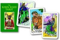 Tap into the wisdom of your subconscious with one of the most beautiful Tarot decks on the market today! Reminiscent of the Rider-Waite deck, the Robin Wood Tarot is flavored with nature imagery and luminous energies that will enchant you and the querant. Even the novice reader will find these cards easy and enjoyable to interpret.