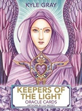 The Keepers of the Light is a congregation of Ascended Masters and divine beings that are dedicated to the peace, healing, and nurturing of the world. These amazing masters transcend religion and go beyond time – they are here and willing to help all of those who call on them. The new Keepers of the Light oracle card deck from Kyle Gray draws together 44 Ascended Masters, spiritual deities, and beings from many world traditions, and embraces spiritual teachings from ancient to modern times. The deck balances male and female energies, and includes traditional masters like Lord Buddha and Mother Mary, Earth-based deities like Gaia and Cernunnos, and modern favorites like Sanat Kumara, Lady Venus, and Saint Germain. Each card is beautifully hand drawn by visionary artist Lily Moses, who paints what she sees from a deep meditative state. The deck's aim is to help spiritual seekers to develop their intuition and to really start trusting the messages that spirit shares.
