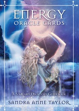 The Energy Oracle Cards are designed to reveal both the present energy you project and the results you are likely to attract. The unlimited power of your own consciousness is a vital force that moves through the Universe and plants the seeds of your destiny far and wide. These easy-to-use cards will help you to understand what your consciousness is creating, as well as reveal any hidden blocks that may be delaying your progress. The information they bring will empower and inspire you, for it comes from heavenly messengers, friends from the spirit realm, and your own higher self. All that you need is available to you, so let your intuition soar. Listen to the messages it brings and take your life to wonderful new heights!