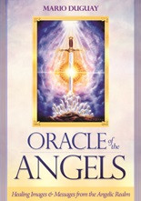 Oracle of the Angels is infused with light. Its words and images will open the door and pathway to your heart and lead you to a place within you, full of unconditional love and divine wisdom. This deck is an essential and rewarding tool for communicating with the angelic realm and obtaining powerful messages of guidance and love. Simply ask your angels to guide you to the perfect card for you in this moment. Each time you perform a reading, you will tap into new insights and deep wisdom from your angels and benefit from the profound sense of peace that comes from knowing you are always loved and protected. Mario Duguay's rich and evocative artwork in this deck beautifully captures the divinity that surrounds us every day and truly connects us with the magical world of the angels. Mario Duguay, an extraordinarily gifted, internationally recognised artist from Quebec, Canada, has the wonderful gift of touching people's hearts through his work. From a young age, he sought to discover his identity and give meaning to his life while exploiting his natural talent for art. His personal journey of self-discovery has led him to develop a unique style infused with the vibrations of spirit, love, healing and peace. Described by some as a 'Messenger of Light', Mario's paintings, music and spiritual insights are a great gift and source of hope and inspiration in an ever changing world
