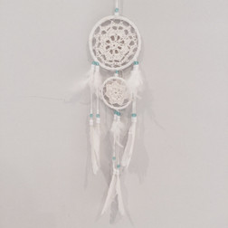 Dream Catcher - 2 ring Crochet