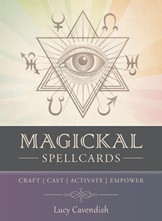 These spells are enchanted, loving exercises, sacred prayersin-action to guide, support and activate your innate magickal powers. The result can be a more authentic, prosperous and blissful life. Respected witch and international bestselling author Lucy Cavendish has cast and crafted magickal spells for over 30 years. Now, in this classic deck, she shares some of her most effective and trusted spells. This tried and tested collection will support you in: attracting a soul-mate, enhancing intuition, creating abundance, improving health, letting go gracefully, enjoying career success, and manifesting loving friendships. Each spell is sacred and purposeful, harnessing the energy of love and light, always for the highest good of all and of our planet. Allow these life-changing spells to bring love and healing magick into your life, as well as the lives of those you love. Includes 45 Magickal Spellcards and an in-depth, easy-to-understand guidebook on spellcasting, moon phases, magical correspondences and fascinating background information for each spell.