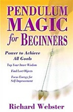 In Pendulum Magic for Beginners, Richard Webster shows you how to use a pendulum for magic, self-improvement, and psychic development. You'll also learn about Huna, the little-known methods practiced by the Hawaiian Kahunas to create magic and miracles.