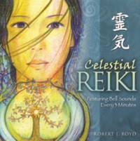 """This CD is ideal background music for Reiki treatments, meditation or simply music to relax to. Inspiring, heartfelt and soothing, this album is infused with love, light and healing vibrations that nurture mind, body and spirit - ideal for Reiki students and practitioners."""""""