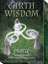 EARTH WISDOM ORACLE is an oracle deck of great visual power, full of mystery and spirituality. It is a creative synergy between writer, Barbara Moore - a renowned, American tarot and divination expert - and the young , talented, Italian artist, Cristina Scagliotti. The EARTH WISDOM ORACLE draws its inspiration from three different spiritual traditions * Crystals - every card connects to a crystal or gemstone and to their energy * Herbs and plants - Each card connects to a herb or plant and to its magical and mystical properties * Celtic tradition and symbols - The ancient Celts were a culture with a deep connection to nature and with a truly spiritual and magical vision of life and the Divine 32 full colour cards and instructions