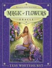 Quiet your mind and uplift your spirit with the Magic of Flowers Oracle. Created by Tess Whitehurst and artist Anne Wertheim, this deck is designed to help you access the part of you that knows just what to do. With advice that is both universal and specific, the oracle will not only guide you to move forward in the most empowering and successful possible ways, but it will also connect you with the beauty of flowers, the whimsy of elementals, and the precious miracle of life itself.