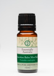 Australian Balm Mint Bush Essential Oil