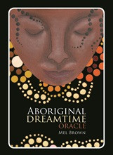 The Aboriginal Dreamtime Oracle is inspired by the close connection between the aboriginal spirituality and the relationship with Ancestors of the past –the caretakers of ancient lands. These cards were inspired by Australian Aboriginal Dreamtime stories, exploring issues that impact our lives to change our energy and unite together to celebrate the wonders of our own soul and dreams.