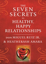 We all want to love and be loved unconditionally—unfortunately patterns and past experiences often put us in a position where we need to feel guarded or distant. This distance keeps us from feeling true emotional intimacy with our partners, and all aspects of our relationships suffer as a result. The Seven Secrets of Healthy, Happy Relationships seeks to change that by providing a path by which you can recover from the past, enjoy the present, and fight your fears for the future before they have a chance to take root in your relationships. Ruiz and Amara teach that unconditional love is like a river: when you love someone based on conditions, the river gets dammed and stagnant, but unconditional love flows through all aspects of your relationship and your life. By undamming the river of unconditional love between you and your partner, you will create a strong, caring relationship by learning to: Allow yourself to experience emotional intimacy, even if you've been hurt in the past. Heal past hurts and traumas that are holding you back from your current relationship. Be in the present in your relationship, rather than living from the past or in the future.
