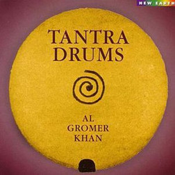 A new masterpiece from Al Gromer Khan? Tantra Drums contains elements of dance, electronic space, world ambient and traditional Indian music woven seamlessly together. The theme is Tantra, a practice of the ancient Shakti cult, which contains many secret exercises and rituals with erotic content. Tantra Drums Al Gromer Khan Total Album Time: 52:14