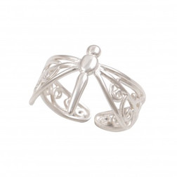 Dragonfly Ring Size 8