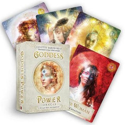 Goddess Power Oracle Cards (Portable Edition)