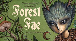 Forest Fae Messages – Mini Enchantment Cards