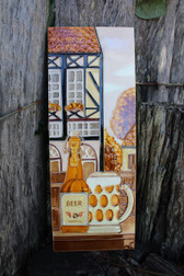 Beer Ceramic Tile