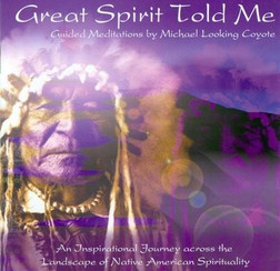 Great Spirit Told Me CD