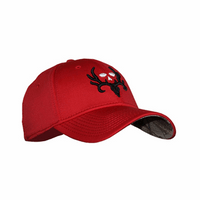 Cap Flex Fit BC Cardinal Red Fitted