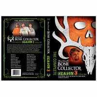 DVD Bone Collector Season 3 Complete 3-Disc