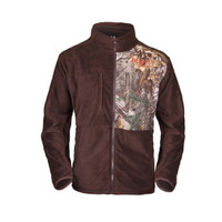 Men's Arrowhead Camo Fleece Jacket