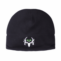 Men's Bone Skull Cap Blk