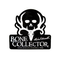 Decal Black Skull