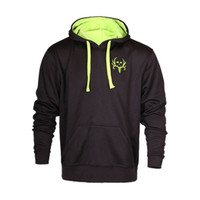 Bone Collector Unleashed Pullover Black