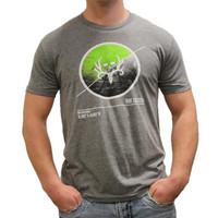 Super Soft Tri-Blend Geographic Tee