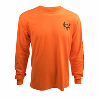 Bone Collector Orange LS T