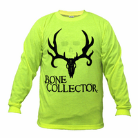 Bone Collector Yellow Long Sleeve