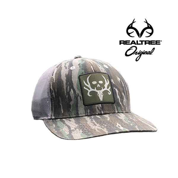 Bone Collector Realtree Original Trucker Hat - Bone Collector aa582628657