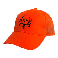 Bone Collector Blaze Orange Cap