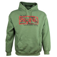 Bone Collector Shadow Hoodie | Military Green