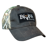 Yukon BC Patch Hat |  Realtree Edge/Brown