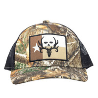 Texas Mesh Back Snapback | Realtree Edge/ Black