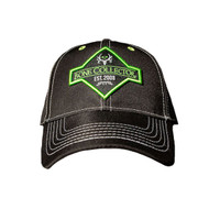 Black Diamond Bone Collector Hat Black/Green