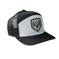 Scout Snap Back Hat | Black/Gray