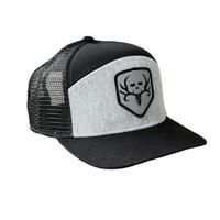 Scout Snap Back Hat | Black/Gray