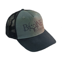 Academy OD Green/Black Mesh Back Hat