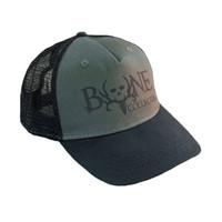Academy OD Green/Black Mesh Back Hat