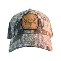 Realtree Timber Leather Patch