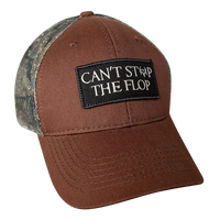 CSTF Brown/Timber Mesh Back Cap