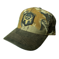 Realtree Advantage Bone Collector Patch Cap
