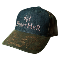 BC Hunt Her Denim Cap