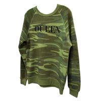 BC  Generic Queen Camo Sweater