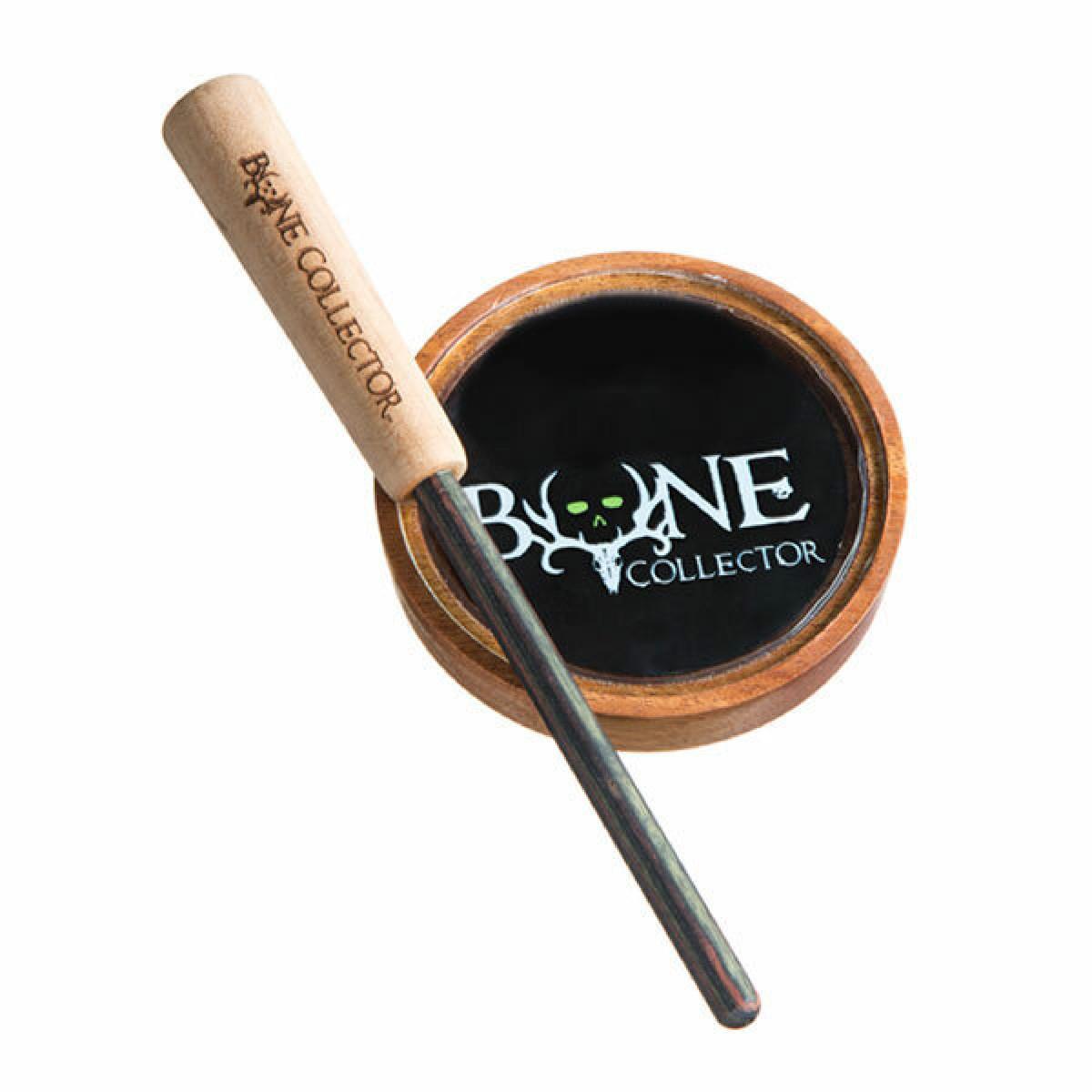 Bone Collector Turkey Call Kits Ol Waddy Sweet-April-glass-pot