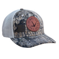 CSTF Turkey Track Timber Hunting Snapback Hat right