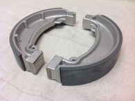 NBC/CT110 BRAKE SHOES REAR 1999 ON MODELS