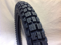 2.75 X 17 KENDA TYRE K262 BLOCK TRAIL TREAD CT110 NBC110