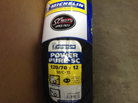 120/70-12 58P MICHELIN POWER PURE