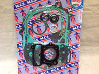CT110 COMPLETE ENGINE GASKET SET 1993 ON.
